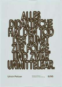 Thesenplakate (91)